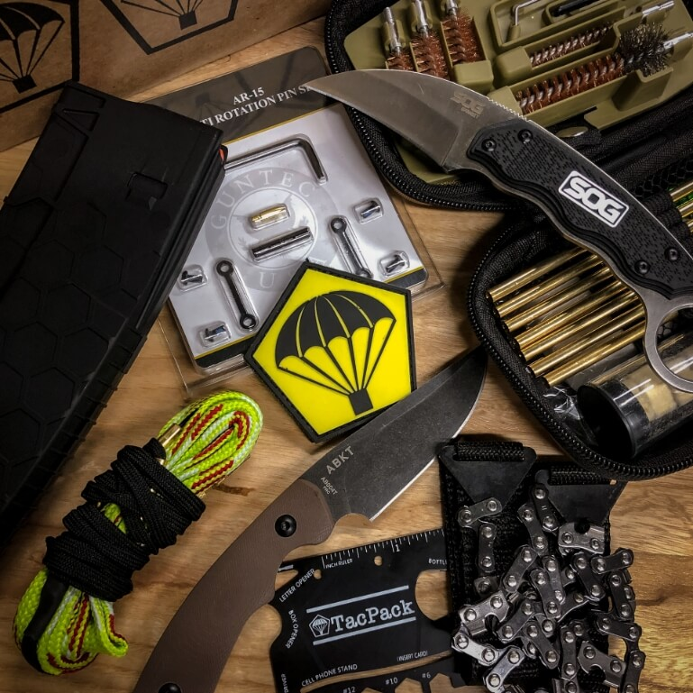 Tacpack Tactical Subscription Box Instagram post by tacswap every day carry • may 3, 2017 at 2:58pm utc. tacpack tactical subscription box